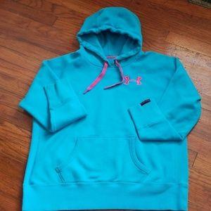 💙 UnderArmour hoodie
